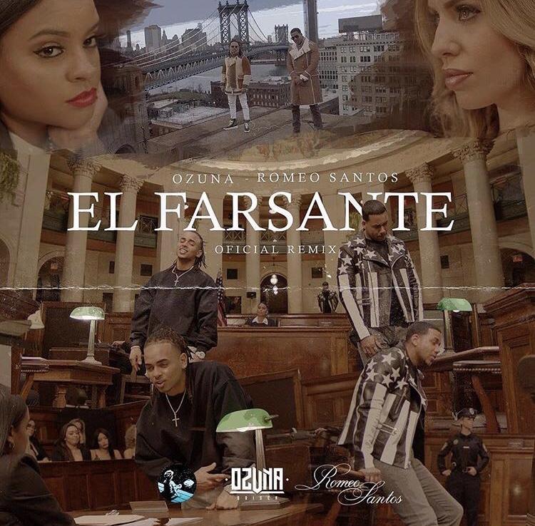 Ozuna Feat Romeo Santos – El Farsante (OfficialRemix)